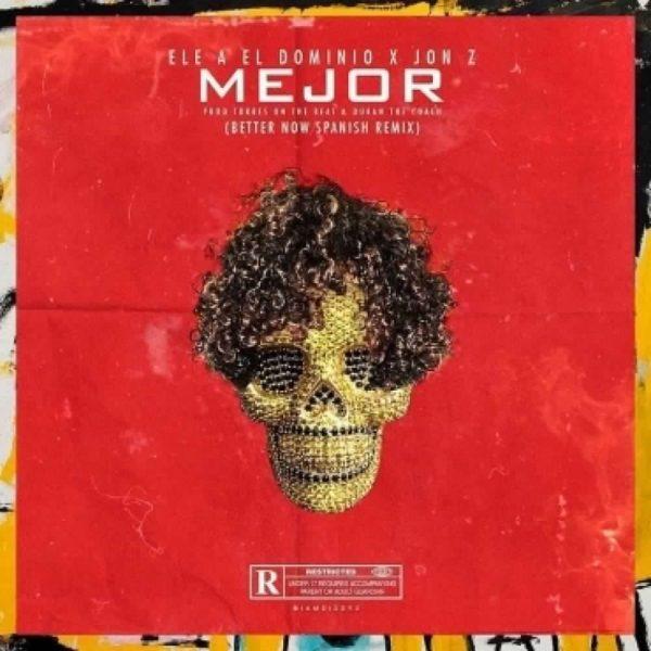 Ele A El Dominio Y Jon Z Mejor Better Now Spanish Remix 600x600 - Daddy Yankee y Pina Records presentan a su prodigio, Fran Rozzano | Latinx Now! | Entretenimiento