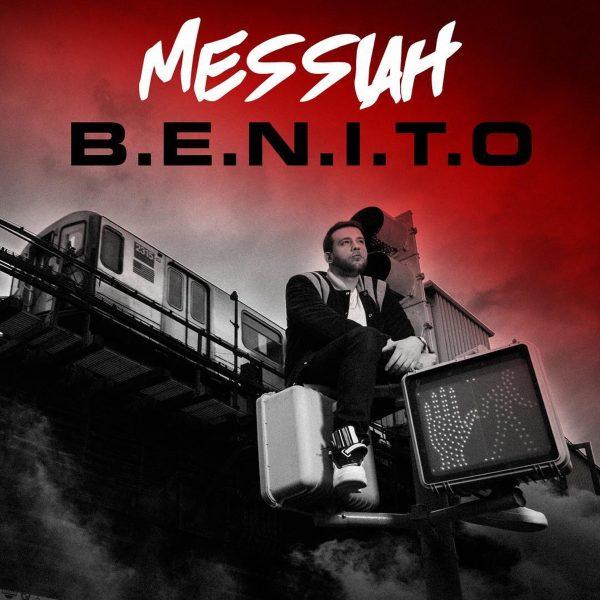 Messiah la rompe con su nuevo %C3%A1lbum B.E.N.I.T.O 600x600 - J Alvarez Ft Lapiz Conciente - Los Del Torque