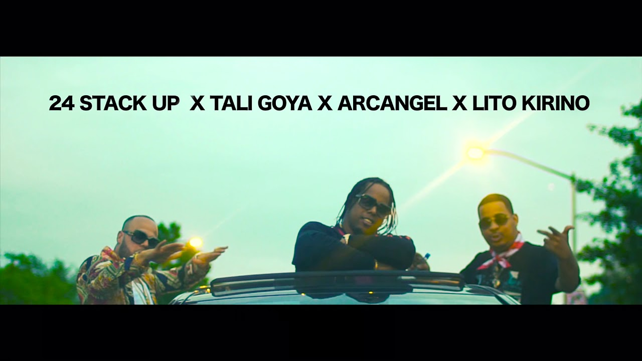 gpfzb whio4 - Arcangel Ft. 25StackUp, Tali Goya Y Lito Kirino – Tu No Ere Ganga (Official Video)
