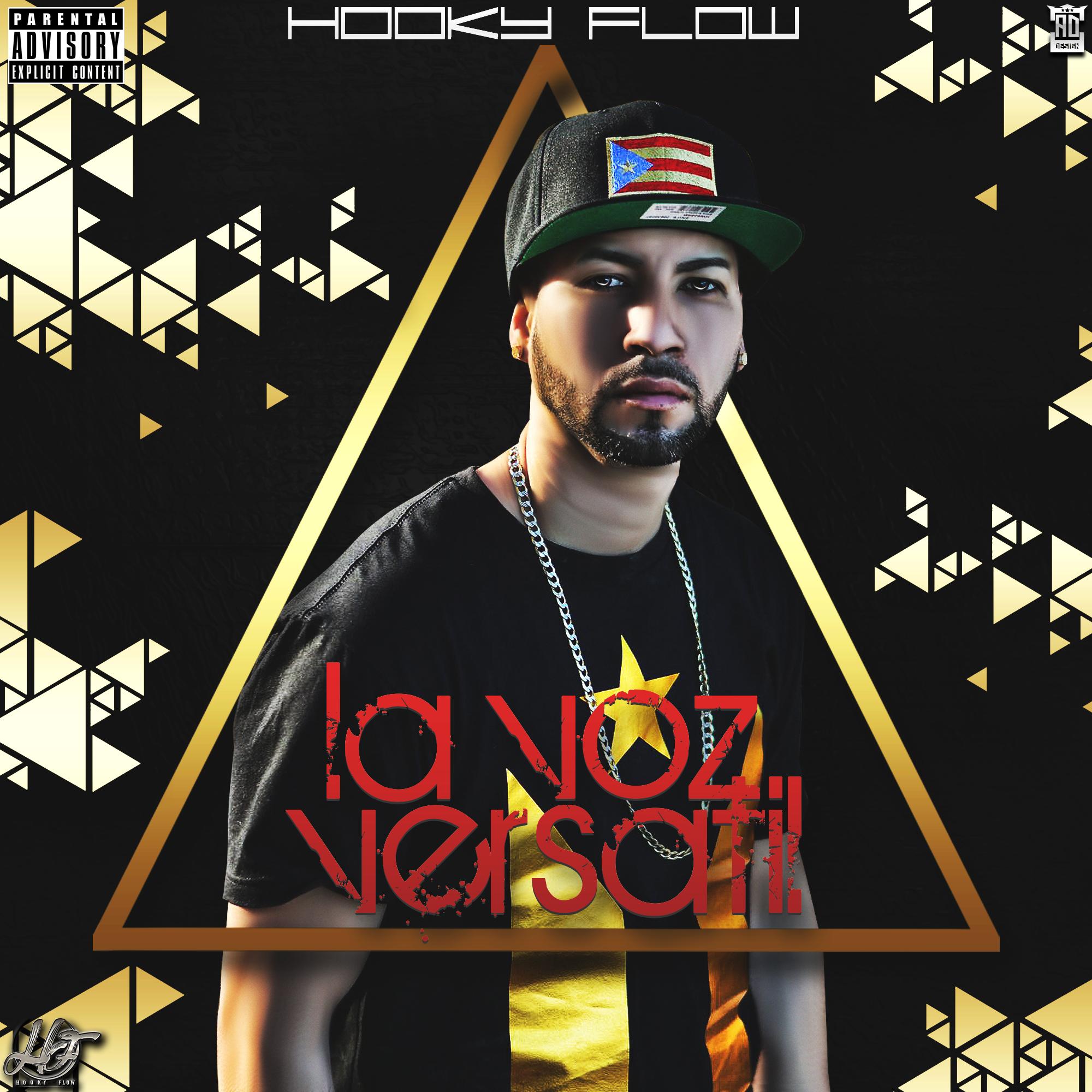 la voz versatil portada2 - Hooky Flow – La Voz Versatil