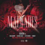 maldades 160x160 - Sousa Ft. Bad Bunny, Alvaro Diaz, Lito Kirino Y Brray – Maldades (Official Remix)