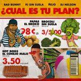 plan 160x160 - Bad Bunny Ft. Ñejo y PJ Sin Suela – Cual es tu plan? (Video Preview)