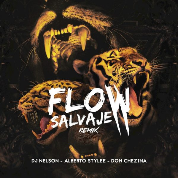 salvaje 600x600 - Alberto Style – Flow Salvaje (Prod. DJ Nelson)