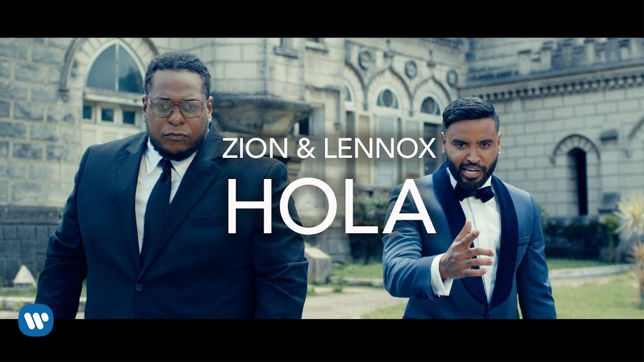 vac5el0nglg - Zion, Lennox – Hola (Official Video)