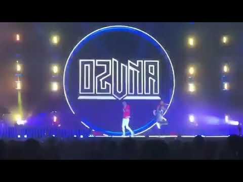 0 18 - Ozuna Ft. Ele A El Dominio – Balenciaga (Live)