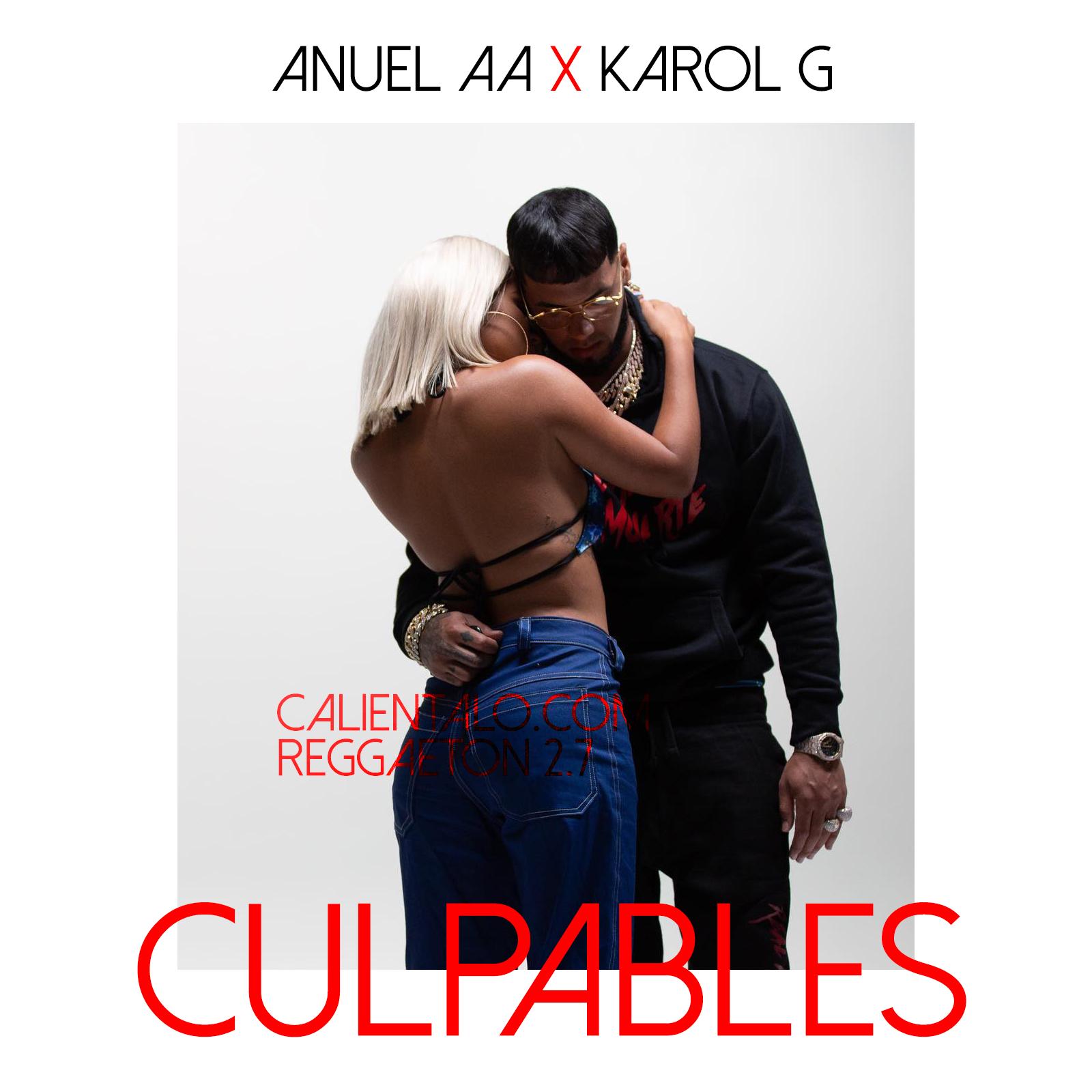 CULPA - Karol G Feat Anuel AA – Culpables