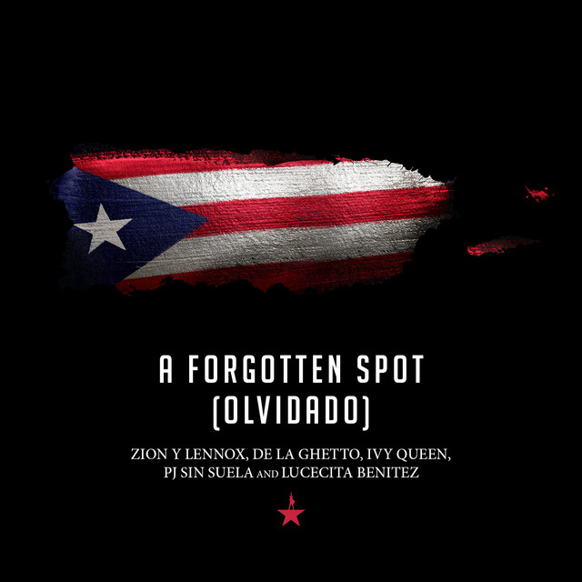 OLVIDALO - Zion & Lennox Ft. De La Ghetto, Ivy Queen, Pj Sin Suela & Lucecita Benitez - A Forgotten Spot (Olvidado)