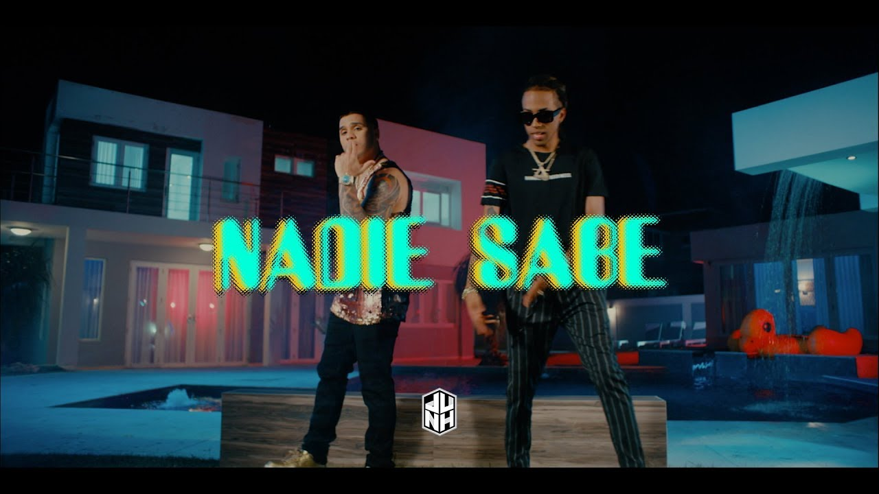 ae1suhelabg - Juhn Ft. Amenazzy – Nadie Sabe (Official Video)