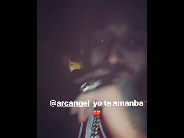 bmn2eqvyxbq - Flow Mafia Ft. Arcangel – Yo Te Amaba (Preview)