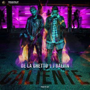 db 300x300 - De La Ghetto Ft. J Balvin – Caliente (Official Video)