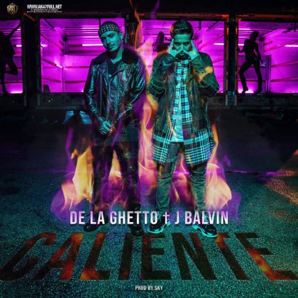 db - De La Ghetto, J Balvin – Caliente