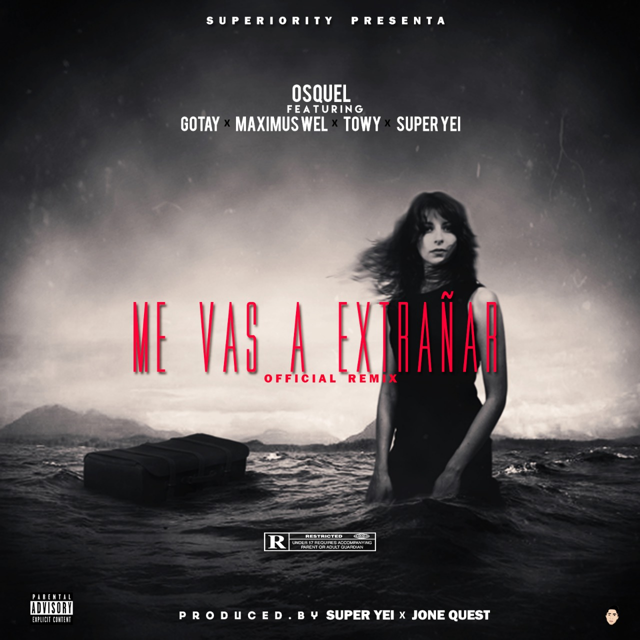 extra - Osquel Ft. Gotay, Towy, Maximus Wel Y Super Yei – Me Vas A Extrañar (Official Remix)