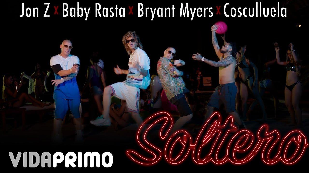 iebhndz8xuy - Jon Z Ft. Baby Rasta, Bryant Myers y Cosculluela – Soltero (Official Video)