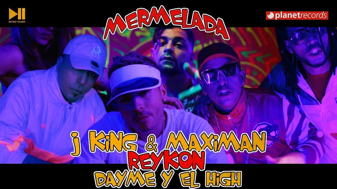 lpunkmggwtk - J King Y Maximan Ft. Reykon – Mermelada (Official Video)