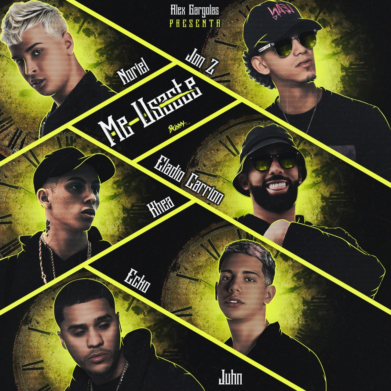 meusaste - Noriel Ft Eladio Carrion, Khea, Ecko, Juhn Y Jon Z - Me Usaste