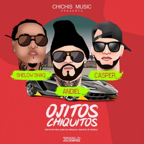 ojitos 600x600 - Andiel El Androide - La Calle No Me Deja Vivir