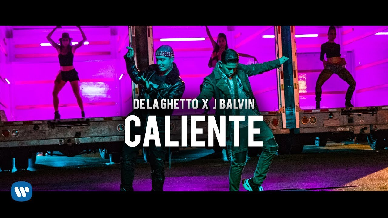 sqpmcr7usgo - De La Ghetto Ft. J Balvin – Caliente (Official Video)