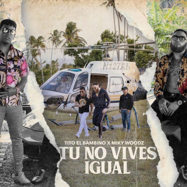 vives 600x600 - Tito El Bambino Ft. Alexis Y Fido - Compromiso (Alta Jerarquía)