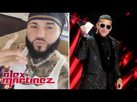 "0 10 - Farruko Mensaje Pa Daddy Yankee ""Respeto Para El Maestro, Premio Merecido"""