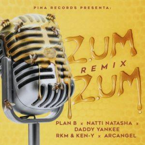 ZUMZUM 300x300 - Daddy Yankee, RKM & Ken-Y, Arcangel, Natti Natasha Y Plan B – Zum Zum (Remix) (Video Lyric)