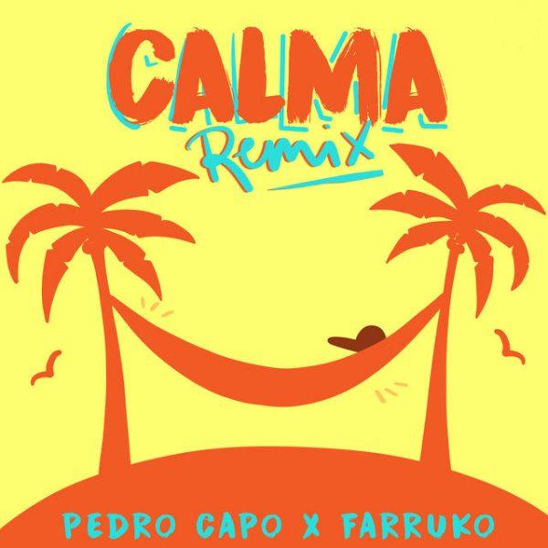 calma 600x600 - Pedro Capó, Alicia Keys, Farruko - Calma (Alicia Remix - Official Video)