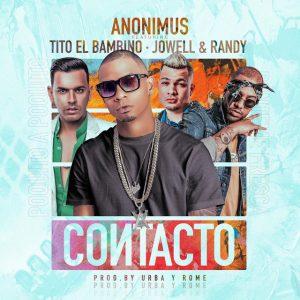 contacto 300x300 - Anonimus Ft. Jowell Y Randy y Tito El Bambino – Contacto (Official Video)