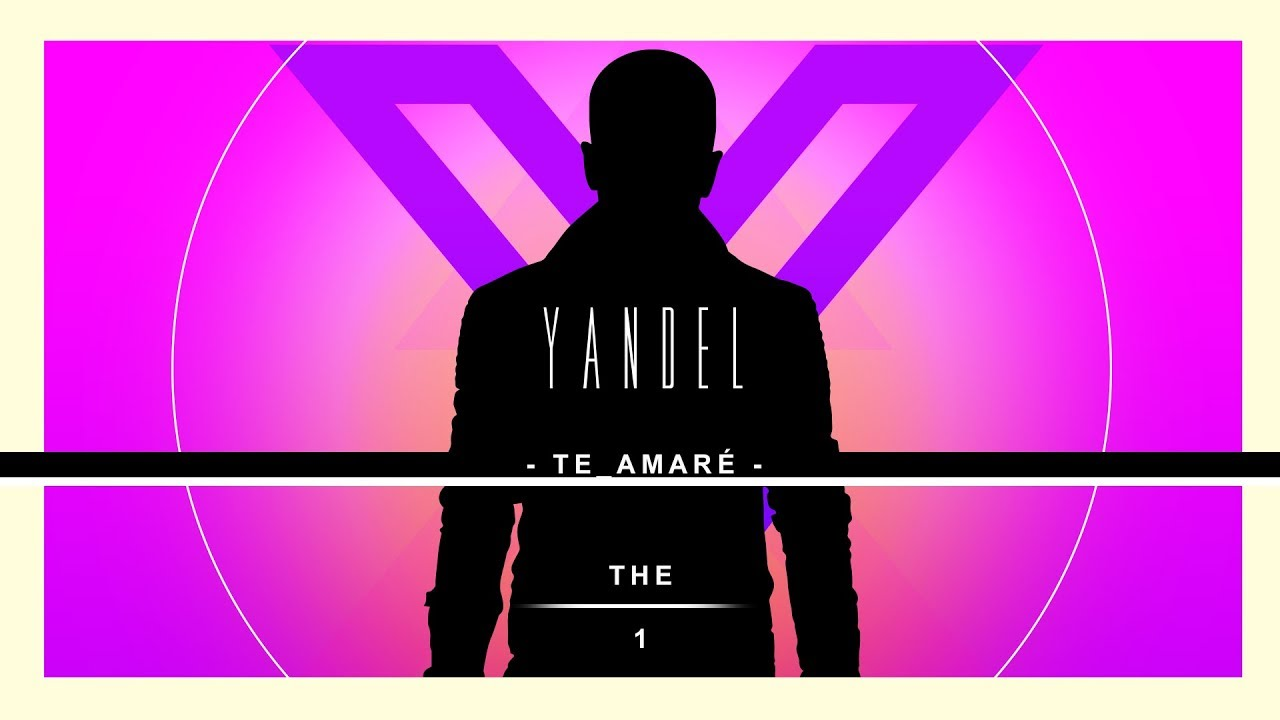 gsgwiaqjfbk - Yandel - Te Amare (Lyric Video)