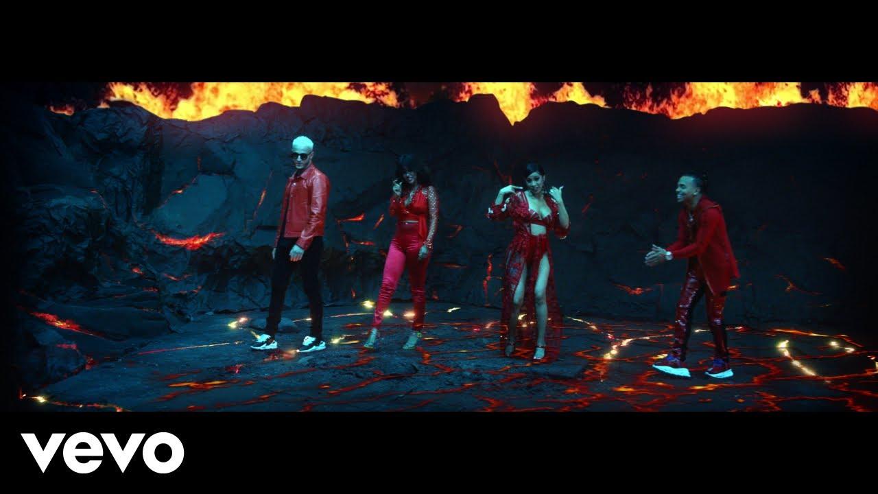 ixkovwkqajg - DJ Snake ft. Selena Gomez, Ozuna, Cardi B – Taki Taki (Video Oficial)