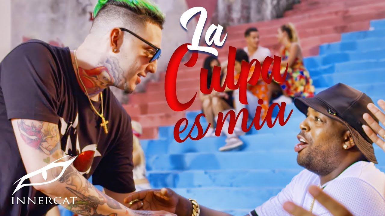 kndn38suao - Lary Over Ft. El Micha – La Culpa Es Mía (Official Video)