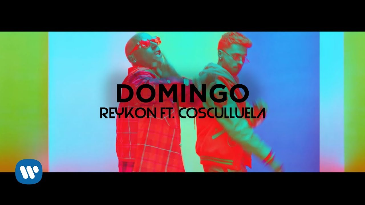 w2k0uuhgxye - Reykon Ft. Cosculluela – Domingo (Official Video)