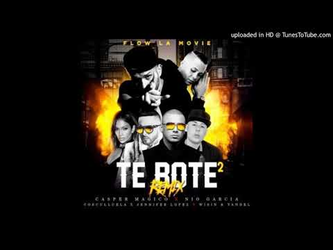 0 20 - Casper Mágico Ft. Nio Garcia, Cosculluela, Jennifer Lopez, Wisin y Yandel – Te Boté 2 (Preview Cosculluela)