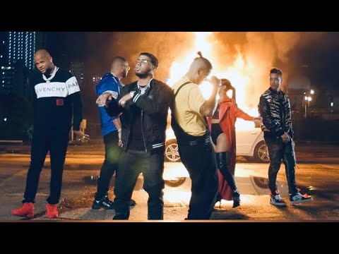 0 5 - Anuel AA Ft. Prince Royce y Becky G – Bubalu (Official Video)