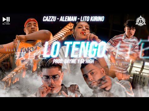 0 64 - Cazzu Ft. Alemán Y Lito Kirino – Lo Tengo (Official Video)