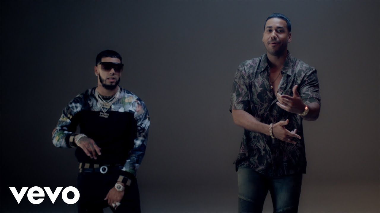 0w3xwpvxcsw - Anuel AA Ft. Romeo Santos – Ella Quiere Beber (Remix) (Official Video)