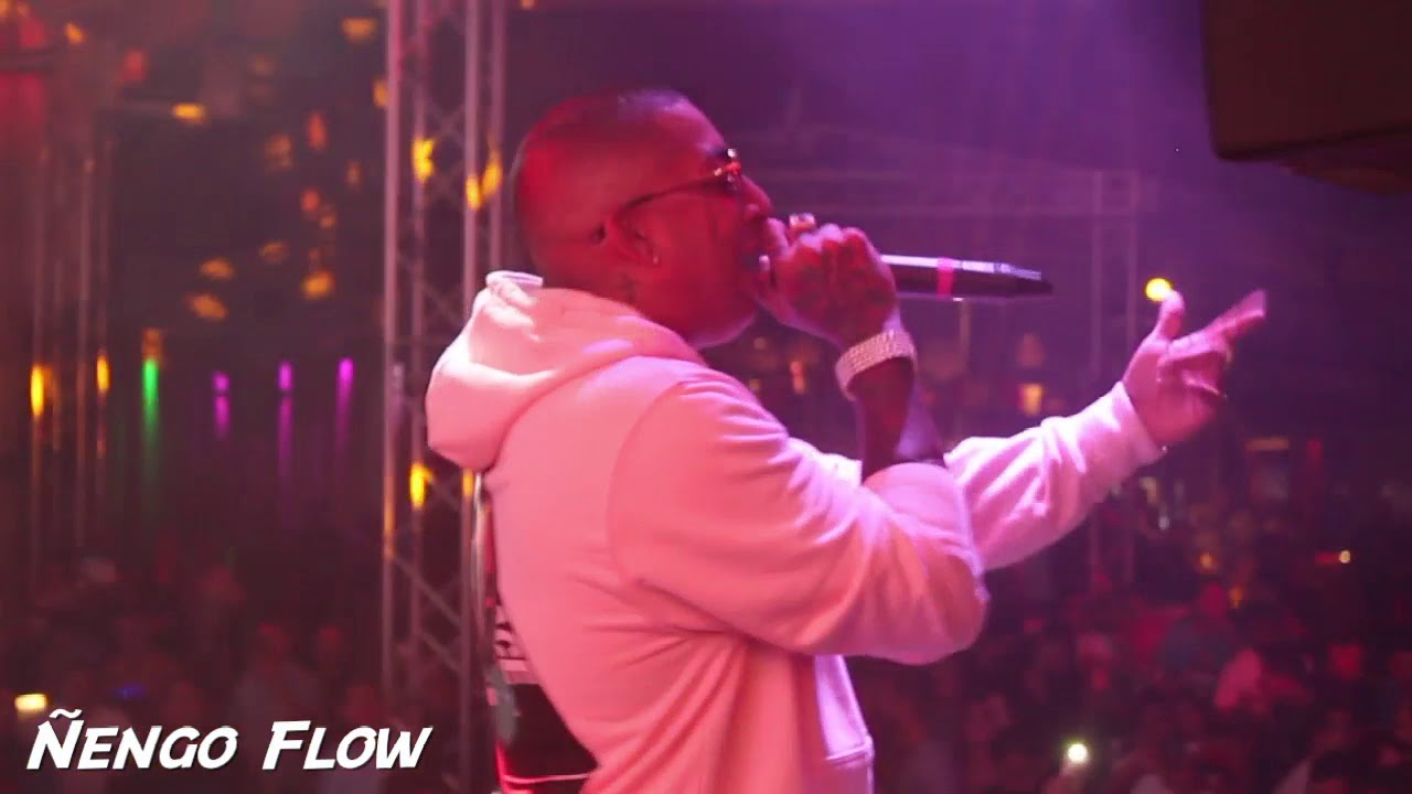 1sn29lba48s - Ñengo Flow – Fiesta Night Club (New Jersery – Live 2018)