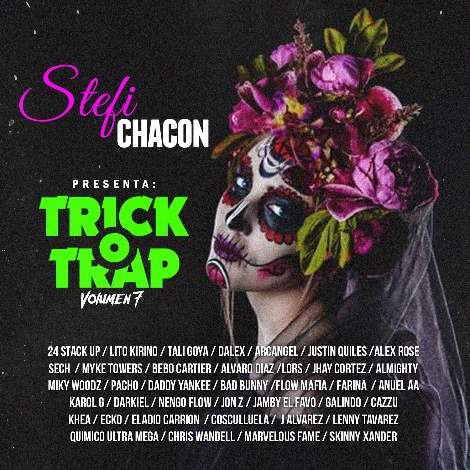 Arcangel Alex Rose Daddy Yankee Bad Bunny Y Otros Trick o Trap Vol. 7 - Arcangel, Alex Rose, Daddy Yankee, Bad Bunny Y Otros - Trick o Trap (Vol. 7)