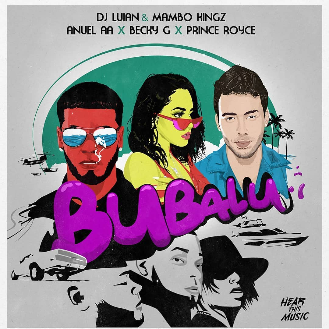 COMOANTES - Anuel AA Ft. Prince Royce y Becky G – Bubalu (Official Video)