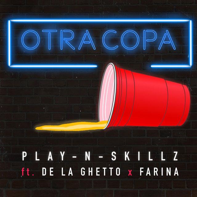 DELA - De La Ghetto Ft. Farina - Otra Copa .