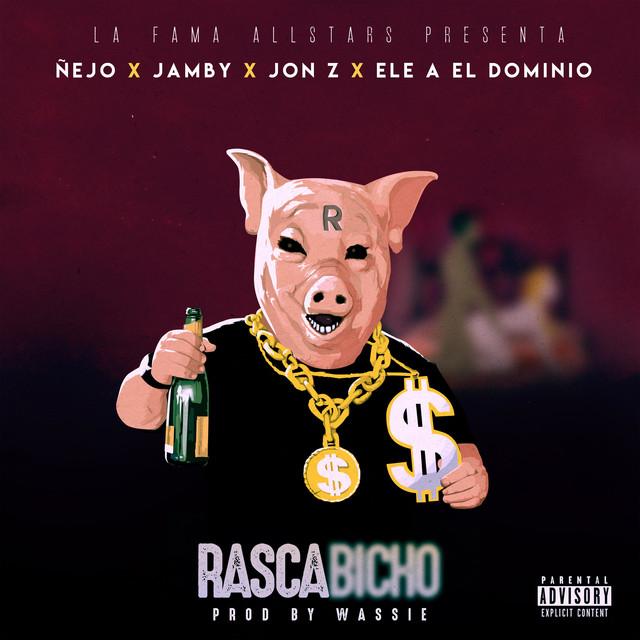 RASCA - Ñejo Ft. Jon Z, Ele A El Dominio Y Jamby El Favo – Rascabicho (Official Video)