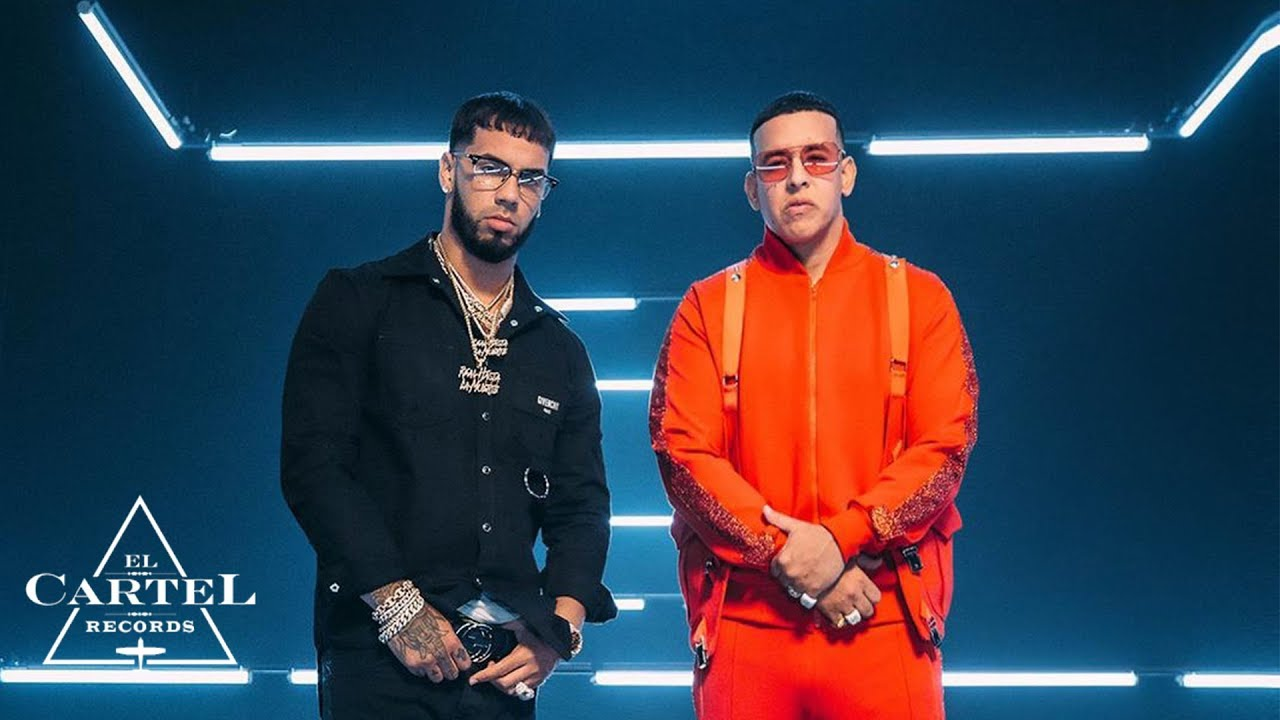 bvfjstcirpw - Daddy Yankee Y Anuel AA - Adictiva (Video Oficial)