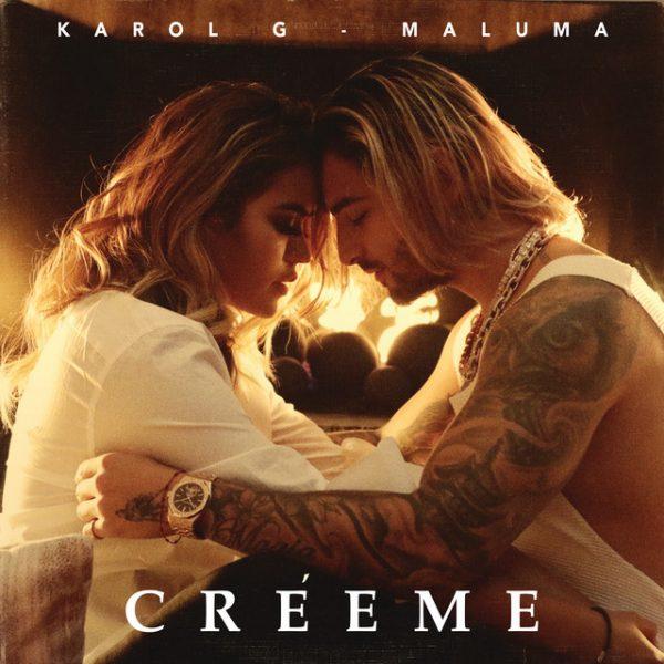creeme 600x600 - Maluma Ft. Danny Romero - Bandida