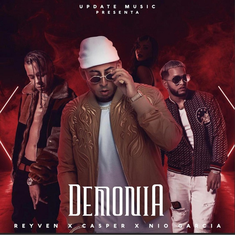 demonia - Reyven Ft. Nio Garcia Y Casper Mágico – Demonia
