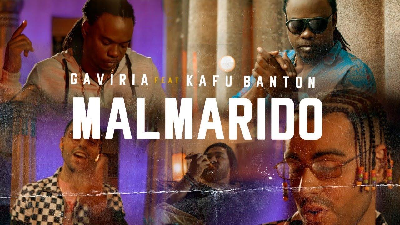 eont1mwu3ok - Gaviria Ft. Kafu Banton – Malmarido (Official Video)