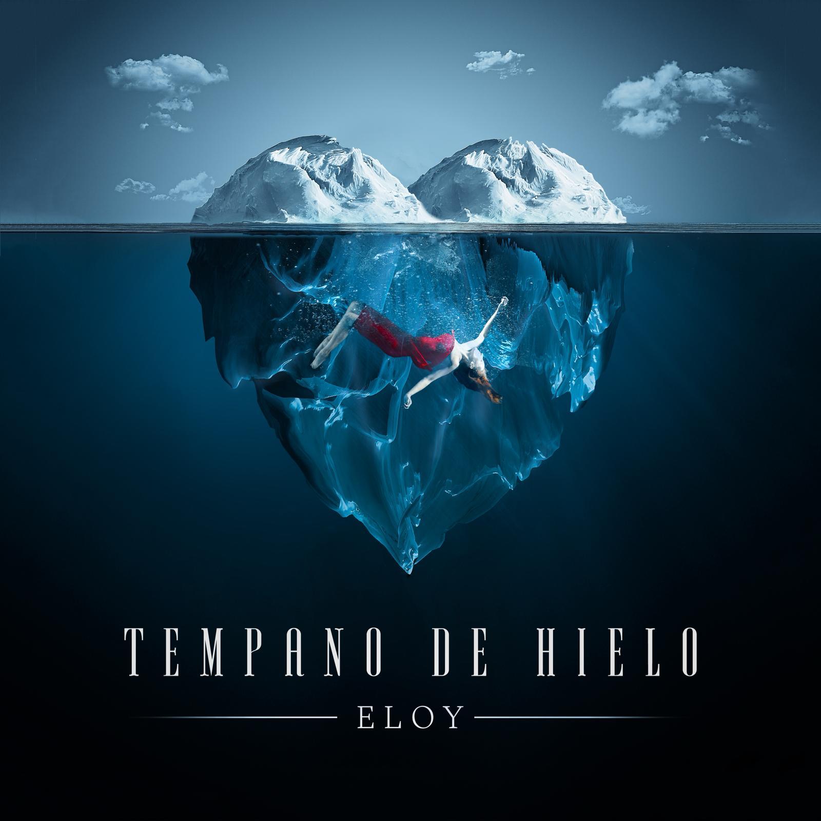hielo - Eloy – Tempano de Hielo