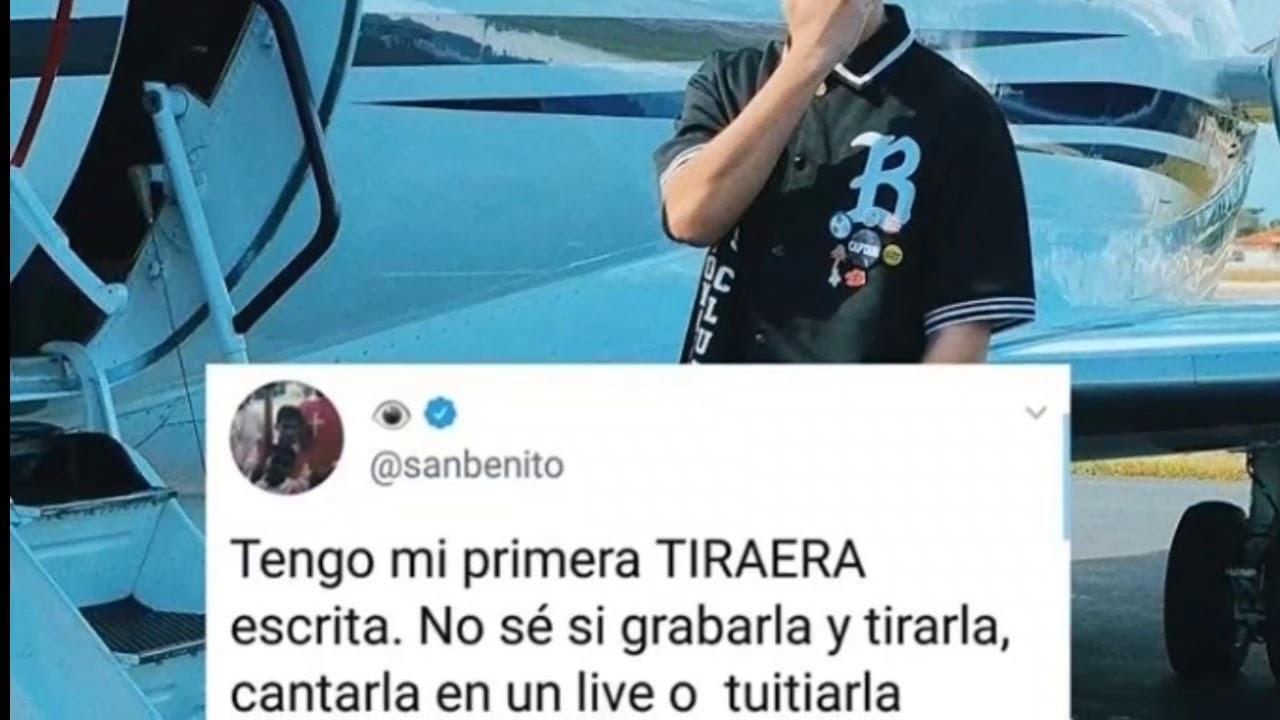 """mnf6cu m c8 - WOW 😱 BAD BUNNY anuncia su """"primera tiraera"""" Randy De la Ghetto Noriel y Mas"""
