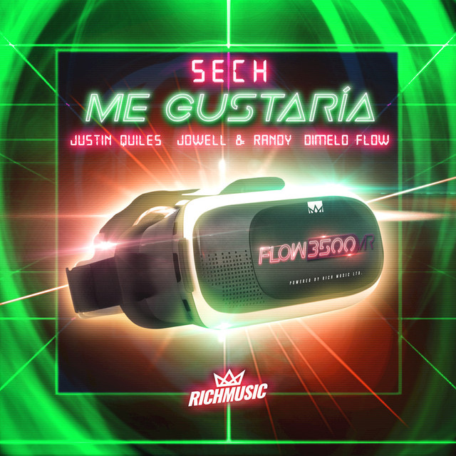 toa - Sech Ft. Justin Quiles, Jowell Y Randy Y Dimelo Flow – Me Gustaría (Official Video)