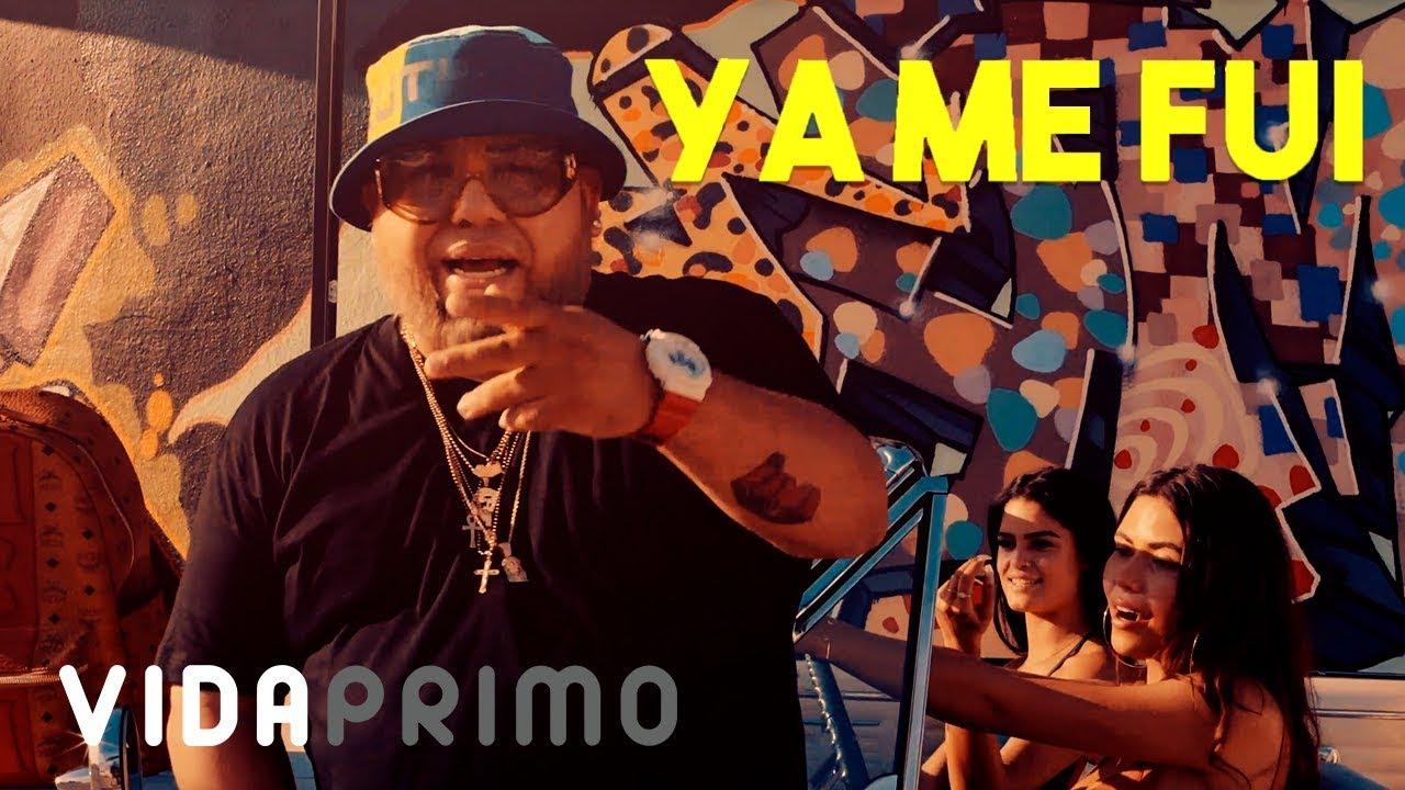 vn0ix7 af7c - Ñejo – Que Ya Me Fui (Official Video)