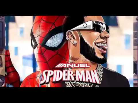 0 29 - Anuel AA y Nicky Minaj – Spiderman (Preview)