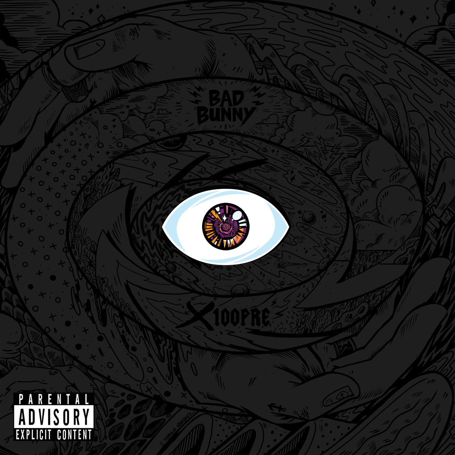 Bad Bunny x Siempre - Miky Woodz Ft. Alex Rose – Na Personal