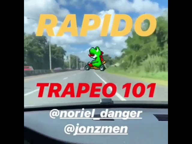 ftqtsywwqdq - Eladio Carrion Ft. Noriel y Jon Z – Rapido (Preview)